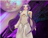 LSM violet believix hair
