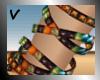 [ves]beaded bracelet