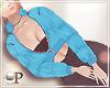 Puff Jacket Blue