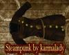 steampunk traveller top