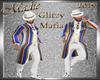 Glitzy Mafia Rainbow Dad