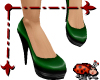 Basic Stiletto Green