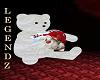 Fox/Valentine Teddy/vb