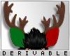0 | Deer Antlers & Ears