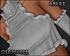 $ Derivable Ruffle Top