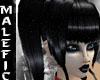 +m+ black raegan hair