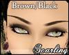 s| Mecca Brows _Brwn/Blk