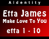 Etta James - Make Love