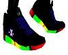 -x- neon rave kicks