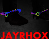 RAVE BOOTSPIKES animated