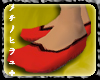 Rai™ KungFu Shoes Red