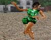 green dress 7
