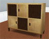 *lolo Cabinet woody