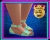 chancla/slipper summer
