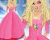 Princess Peach Gown