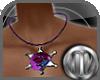 [MC] Hat Purple/Silver B
