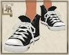 *JR Sneakers Black