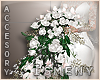 [Is] Big Wedding Bouquet