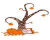 Ma's Cudlin pumpkin tree