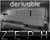 [Z] Drv. Modern Sofa