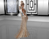 Golden Bow Gown