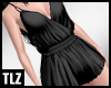 [TLZ]Plain Black Romper