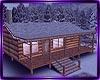 snowy cabin 1