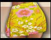 LC Pleated Summer Skirt
