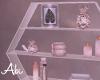 Beige/Shelf {Abi}