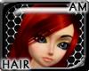 [AM] Minami Red Hair
