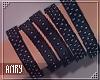 [Anry] Ohana L Bracelets