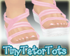 Summer Sandals Pink