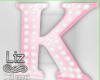 Baby Shower letter k
