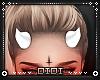 !D! Devil Horns White