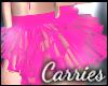 C Neon Pink TuTu