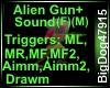 [BD]AlienGun+Sound