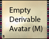 S|Empty Derivable (M)