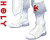 Red Cross Armor Boot