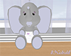 raffie  Plush elephant