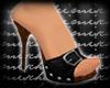 m.. Buckle Heel Black