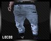 [LOC] Slim Pant V1