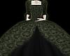 Elegant Peacock Gown ~LC