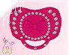 ! Pink Diamond Paci