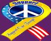 T76~Troops Peace Ribbon