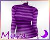 SS Turtle Stripe Purple