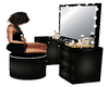 Black Beauty Vanity {F}