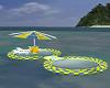 Beach Float pool