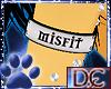 ~WK~Misfit Armband