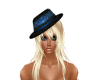 Club Hat Blue/Black