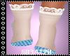 B! Blue Kawaii Shoes v1